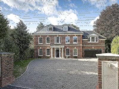 Coombe End, Golf Club Drive, KT2