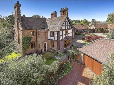 St Peters House, Monkhopton, Nr Bridgnorth, Shropshire, WV16