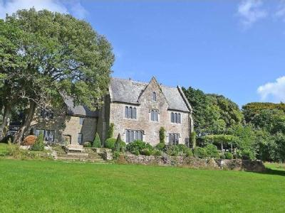 Crowan, between the north and south coasts, Nr. Camborne, Cornwall