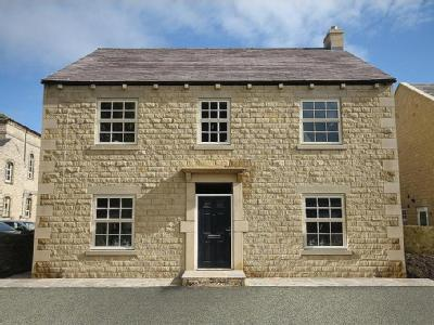 Masham, Ripon HG4 - Garden, Detached