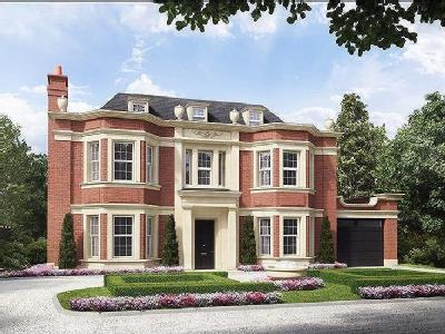 Coombe Hill Road, Coombe Hill, KT2