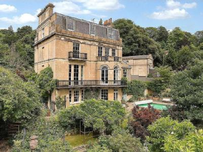 Bathwick Hill, Bath - Detached