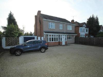 Coventry Road, Burbage - Detached