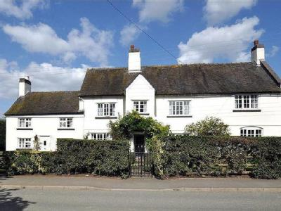 The Old Hall And Cottage, Derrington, Stafford, Staffordshire, ST18