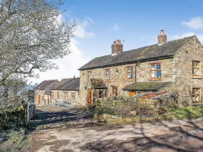 House for sale, Bradnop, Leek