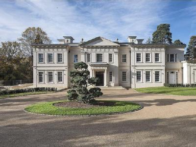 Pinewood Road, Wentworth, Virginia Water, Surrey, GU25