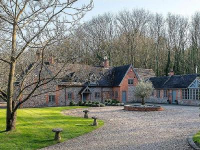 Beaumanor House, Woodhouse, Leicestershire