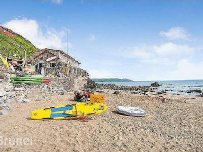 Tregonhawke Cliff, Whitsand Bay, Nr. Torpoint