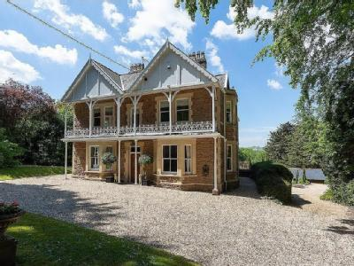 Beautiful detached Victorian Residence