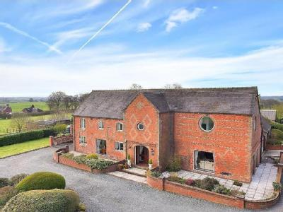 Searchlight Lane, Chebsey - Detached