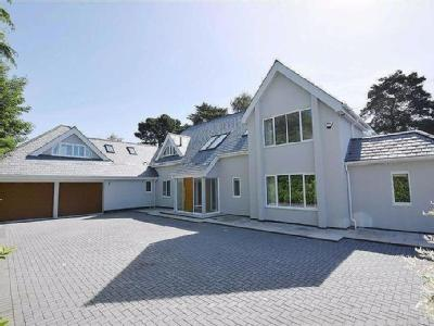 Golf Links Road, Ferndown - Garden