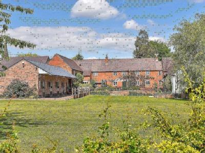 Orton-on-the-Hill, Atherstone, Leicestershire