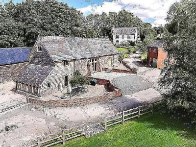 Abbey Dore, Herefordshire - Detached