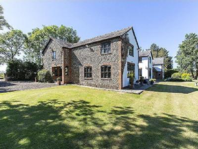 Therfield Road, Royston, Hertfordshire, SG8