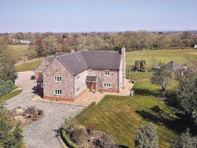 Willbank Lane, Faddiley, Nr Nantwich, Cheshire, CW5