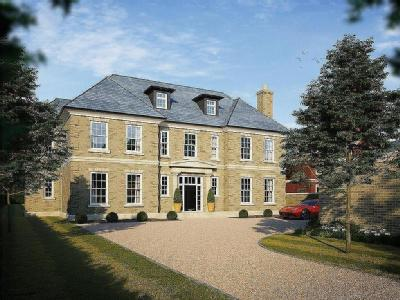 Moor Park, The Heath, Frilford Heath, Abingdon, Oxfordshire, OX13