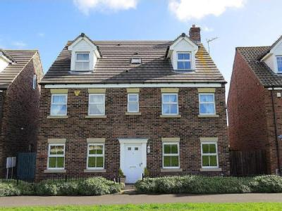 Ryder Walk, Ashington - Detached