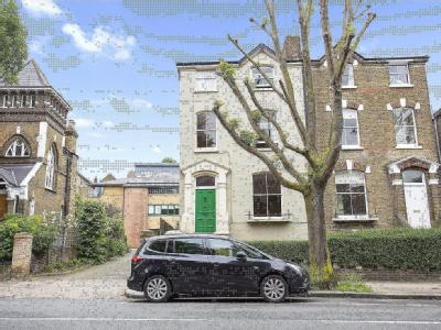 Burghley Road, London NW5 - Garden