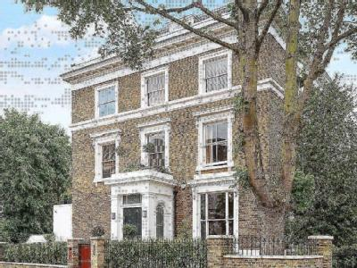 Holland Villas Road, Holland Park, London W14