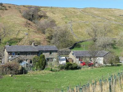 The Old Joinery, Garsdale - Garden