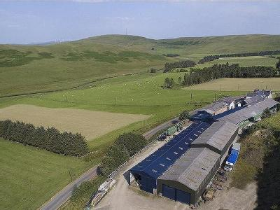 Abington, Biggar, South Lanarkshire, ML12