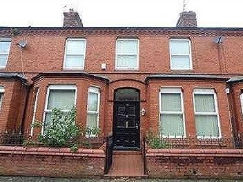 Borrowdale Road, Liverpool, L15