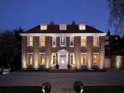 Wildwood Road, Hampstead Garden Suburb, London, NW11