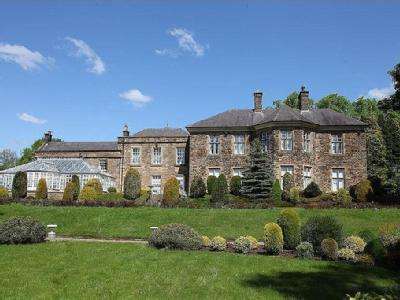 Hallfield Hall, Shirland, Derbyshire, DE55