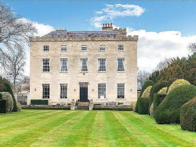 Langton Hall, West Langton - Listed