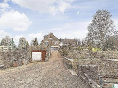 House for sale, Ingmanthorpe - Garden