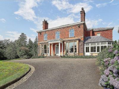 House for sale, Chester Road - Gym