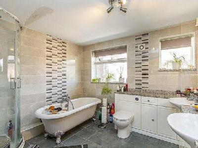 House for sale, Rugby Road - Garden