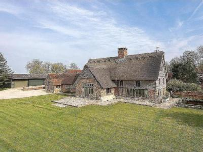 Hoggeston Road, Dunton, Buckinghamshire, MK18