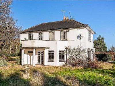 Over The Misbourne, Denham, Buckinghamshire, UB9