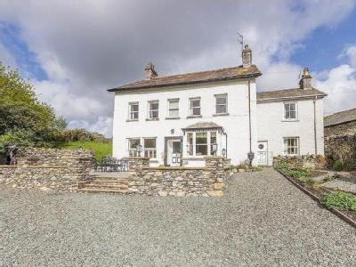 Hard Crag House, Cartmel - Reception