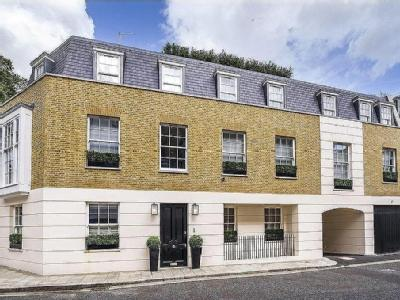 Wilton Mews, Belgravia, London, SW1X