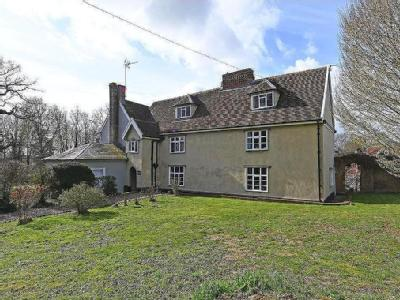 Fairfield Road , Framlingham - Listed