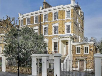 Marlborough Place, St Johns Wood, London, NW8
