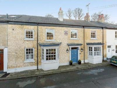 Tenter Hill, Bramham, LS23 - Terraced