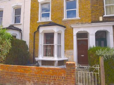Sandbrook Road, London N16 - Patio