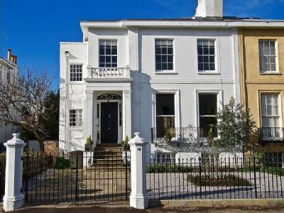 Park Place, Cheltenham, GL50 - Listed