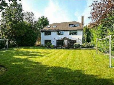 House for sale, Hill Top - Garden