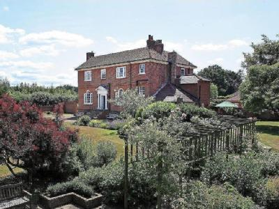 The Old Rectory Sutton Road - Listed