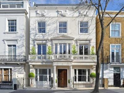 Havona House Pembridge Villas Notting Hill