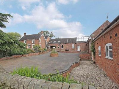 Barrow Hill, Rocester, Uttoxeter, Staffordshire, ST14