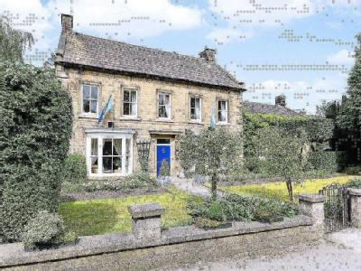 Bank Villa, Masham, Near Ripon, North Yorkshire, HG4
