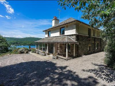 Gummers How House, Lake Windermere, Nr Newby Bridge, Cumbria, LA12