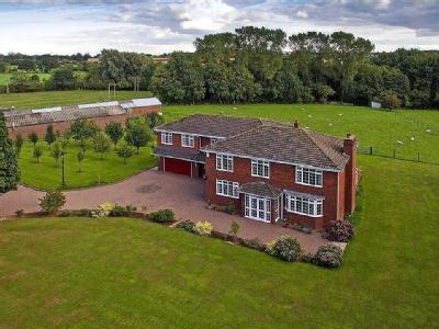 Poole Meadow And Barns For Conversion, Beamish Lane, Albrighton, Wolverhampton, WV7