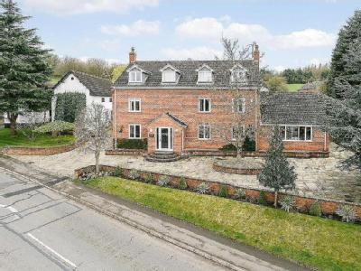 Station Hill, Swannington - Detached