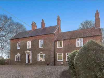 The Old Vicarage, 1 Church Street, Spilsby, Lincolnshire, PE23